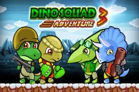 Jogue Dino Squad Adventure 3 Jogo