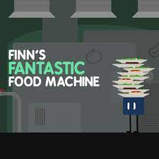 Jogo Finn's Fantastic Food Machine