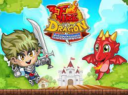 Jogue Aventura de Dragão de Fogo Jogo