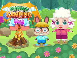 Jogo Funny Camping Day