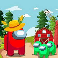 Jogo Impostor Farm
