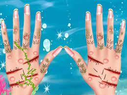 Jogo Mermaid Princess Save The Ocean