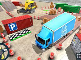 Jogo New Truck Parking 2020: Hard PvP Car Parking Games