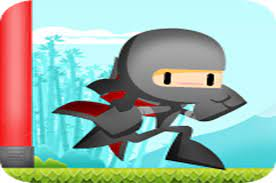 Jogo Ninja Jump Force 2