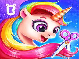 Jogo Salon Little Pony: Fashion Unicorn