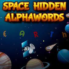 Jogo Space Hidden Alphawords