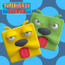 Jogo Super Heads Carnival