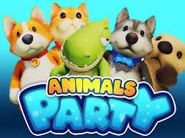 Jogo Festa dos Animais