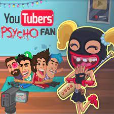 Jogo Youtubers Psycho Fan