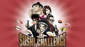 Jogo Desafio Sushi
